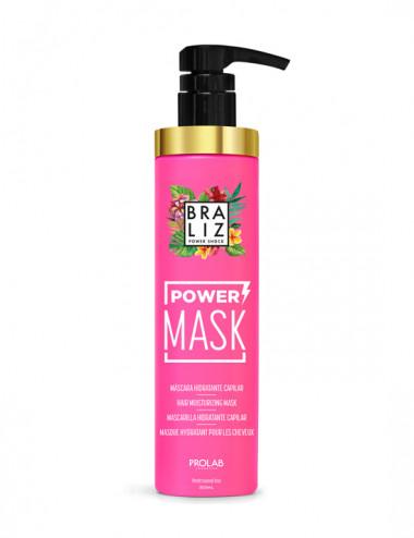 Power Mask 300 ml Mascarilla Tratamiento Reparador