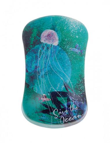 Cepillo desenredante Save the Ocean