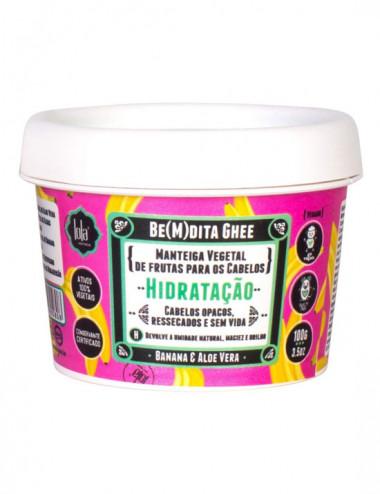 Be (m) Dita Ghee Hidratacao Banana 100g - Lola Cosmetics