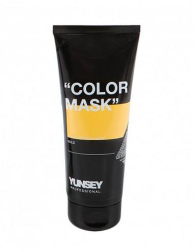 Illusionyst / Coloración COLOR MASK DORADO (mascarilla de color dorado )