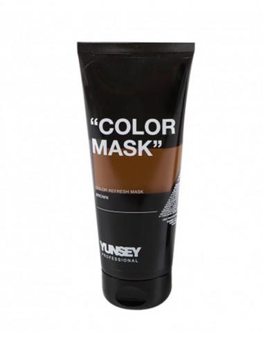 Illusionyst / Coloración COLOR MASK MARRÓN (mascarilla de color marrón )