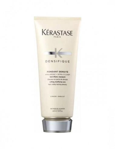 Fondant Densite 200 ml - Kerastatase. Densifique, un acondicionado para un cabello fino y debilitado.