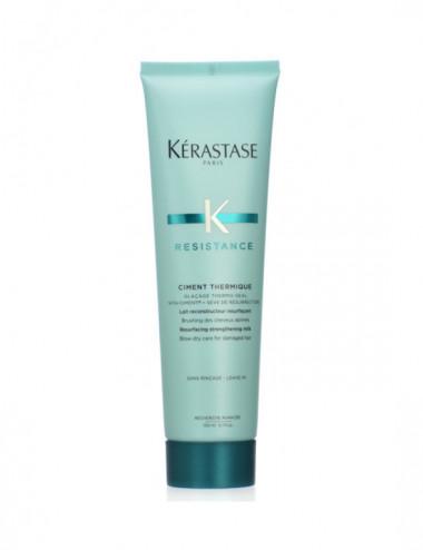 Creme de la Creme 125 ml - Kérastase. Crema de secado termo protectora para cabello debilitado y dañado.