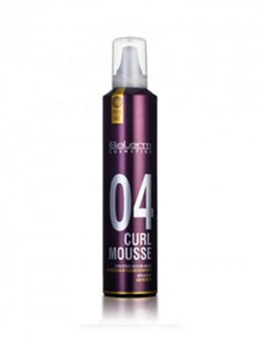 Curl Mousse Pro·Line