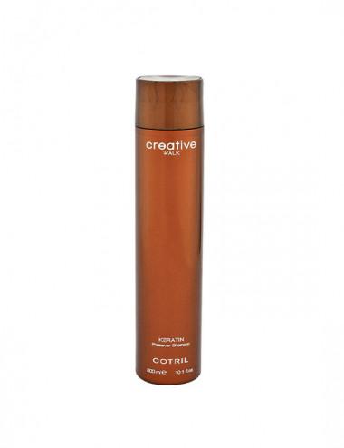 Creative Walk Keratin Preserver Shampoo