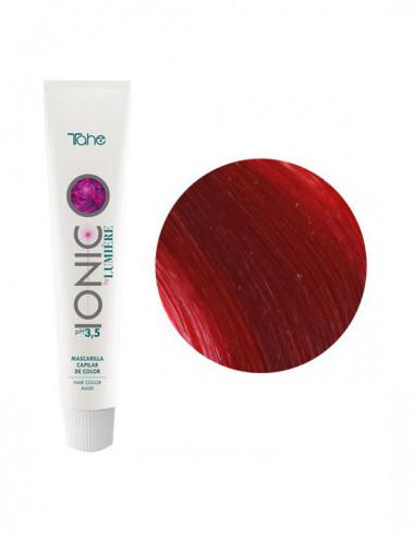 Mascarilla Capilar Con Color IonicColor Perfecto - Brillo Infinito (Rojo)