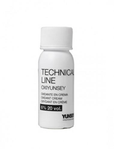 Oxiyunsey 20Vol. Oxidante En Crema 60 ml