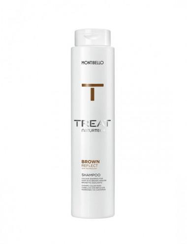 Treat Brown Reflect Shampoo 300 ML