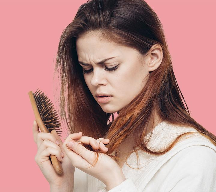 Combate la caída del cabello estacional